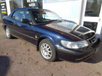 Saab 9-3 2.3i 1998.5 SE P/X To Clear