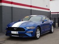 Miniature 4 Voiture American used Ford Mustang 2018