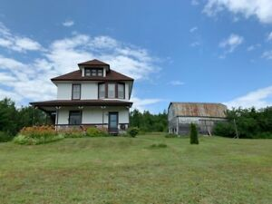 LOVELY HOMESTEAD ON APPROXIMATELY 2 ACRES!