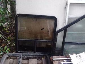Motor Home Windows