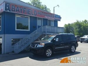 2014 Nissan Armada Platinum 4x4 **Navigation/DVD/Sunroof**