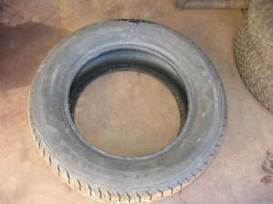 one used firestone 215/60r15 tire reference A12