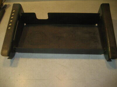 John Deere Tractor Model M Used Seat Slide With Tool Box