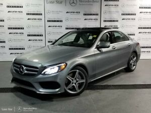 2016 Mercedes-Benz C-Class 4MATIC Sedan