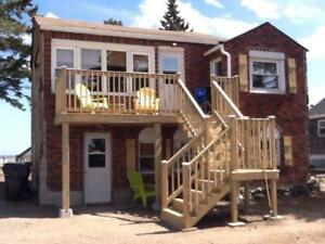 Cottage for rent on beautiful Youghall Beach - Bathurst NB