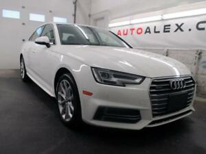 2018 Audi A4 2.0T NAVIGATION CAMERA TOIT *$106/SEM*
