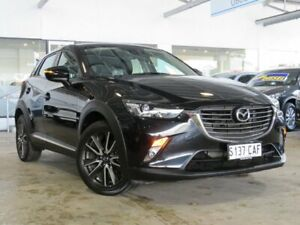 2016 Mazda CX-3 DK2W7A Akari SKYACTIV-Drive Black 6 Speed Sports Automatic Wagon Edwardstown Marion Area Preview