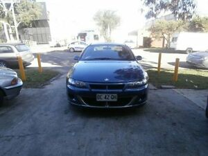 2002 Holden Commodore VX II Equipe Sedan 4dr Auto 4sp 3.8i Blue Automatic Sedan Condell Park Bankstown Area Preview