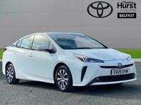 2019 Toyota Prius 1.8 Vvti Active 5Dr Cvt Auto Hatchback Hybrid Automatic