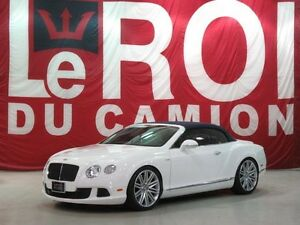 Bentley Continental GT Speed GTC SPEED W12 ACC 2014