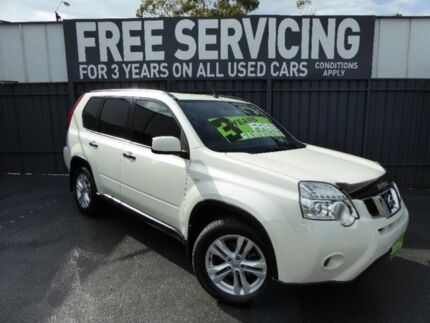 2012 Nissan X-Trail T31 Series IV ST 2WD White 1 Speed Constant Variable Wagon Old Reynella Morphett Vale Area Preview