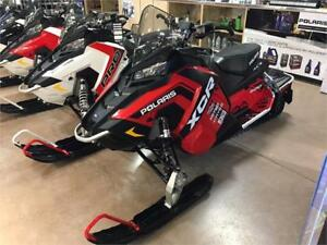 2017 Polaris RUSH 600 XCR - SAVE $1800!!!!