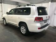 2017 Toyota Landcruiser VDJ200R MY16 Sahara (4x4) White 6 Speed Automatic Wagon Beresfield Newcastle Area Preview
