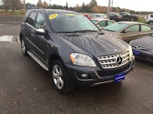2010 Mercedes-Benz M-Class ML350 BlueTEC 4WD