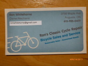 Ron's Classic Cycle Repair & Sales