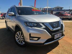 2018 Nissan X-Trail T32 Series II ST-L X-tronic 2WD Silver 7 Speed Constant Variable Wagon Beresford Geraldton City Preview