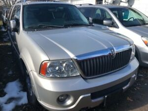 2004 Lincoln Navigator Ultimate Fully Certified! Ultimate Fully