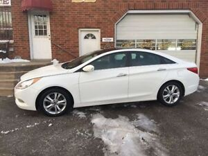 2012 Hyundai Sonata Limited|NAVI|BLUETOOTH||ROOF|LEATHER Sedan