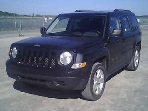 2011 Jeep Patriot 4WD NORTH