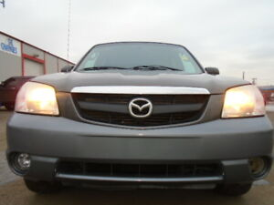 2002 Mazda Tribute LX SPORT-4X4-RUNS AND DRIVES EXCELLENT