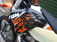 KTM 300 EXC 2011 ENDURO ROAD REGISTERED MX MOTOCROSS BIKE