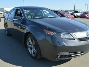 2013 Acura TL All-wheel Drive Sedan