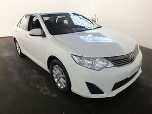2012 Toyota Camry ASV50R Altise Diamond White 6 Speed Automatic Sedan Clemton Park Canterbury Area Preview