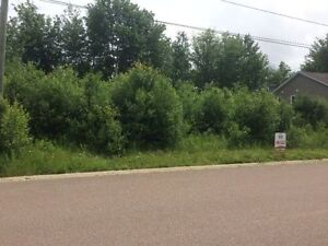 Very nice building lot located at 76 Herman Street, Dieppe!