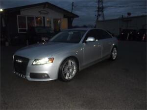 2009 Audi A4 Quattro|SUNROOF|LEATHER|NO ACCIDENTS