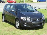 2016 Holden Barina TM MY16 CD Black 6 Speed Automatic Hatchback Strathpine Pine Rivers Area Preview