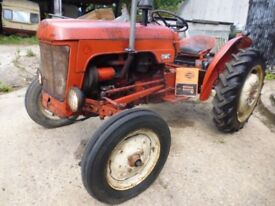 BMC 9/16 MINI TRACTOR VINTAGE COMPACT TRACTOR