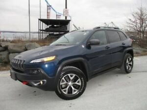 2018 JEEP CHEROKEE Trailhawk L Plus (V6, 4X4, NAVIGATION, HEATED