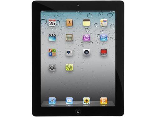 "Apple iPad 2 16 GB Flash Storage 9.7"" Tablet PC (Wi-Fi) iOS Space Gray"