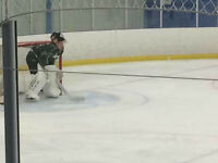 Goalie looking for a team or shinny group