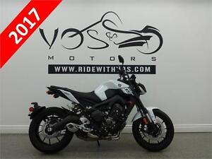 2017 Yamaha FZ-09 -Stock #V2462- No Payments for 1 Year**