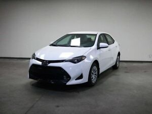 2018 Toyota Corolla LE AUTO CVT LOW KMS!!