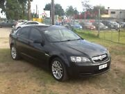 2008 Holden Commodore VE MY09 Omega 60th Anniversary Black 4 Speed Automatic Sedan Hastings Mornington Peninsula Preview