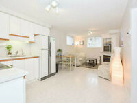 Legal Basement Apartment in East of Guelph