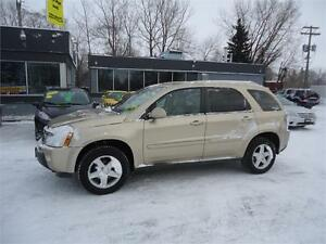 2006 Chevrolet Equinox LT,ALL WHEEL DRIVE!! LEATHER!! SUNROOF!!