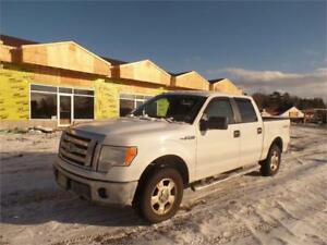 ONE OWNER TRUCK! 2011 Ford F-150 XLT 5.4 V8  $169 BI WKLY OAC!!!