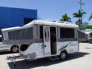 JAYCO FLAMINGO FAMILY EXPANDER WIND UP CAMPER 2012 MODEL Clontarf Redcliffe Area Preview