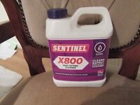 SENTINEL X800 FAST ACTING CENTRAL HEATING SYSTEM CLEANER,