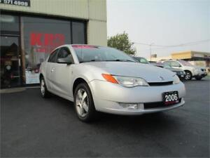 2006 SATURN ION LOW KMS