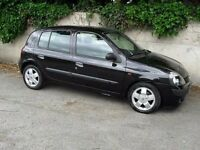 renault clio 54 plate good condition £625