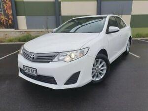 2012 Toyota Camry ASV50R Altise White 6 Speed Sports Automatic Sedan Blair Athol Port Adelaide Area Preview