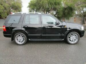 2003 Ford Explorer UZ Limited (4x4) 5 Speed Automatic Wagon Clearview Port Adelaide Area Preview