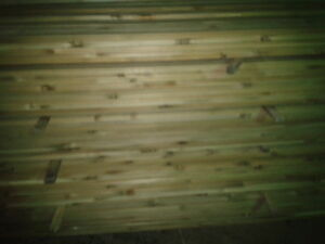 1 x 4 Tongue and Groove Cedar for Sale - Priced to sell