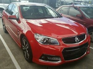 2015 Holden Commodore Red Sports Automatic Sedan Dandenong Greater Dandenong Preview