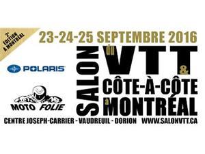salon du v.t.t. & cote a cote West Island Greater Montréal image 1