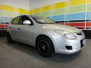 2009 Hyundai i30 FD MY10 SX Silver 4 Speed Automatic Hatchback Wangara Wanneroo Area Preview